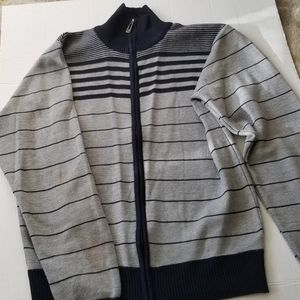 Men's True Rock Zip Up Cardigan Sweater